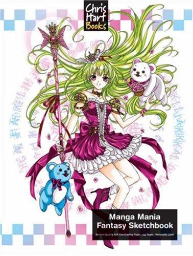 Manga Mania Fantasy Sketchbook