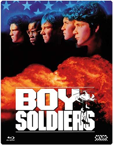 Boy Soldiers - Uncut - Futurepak mit 3D Lenticular [Blu-ray]