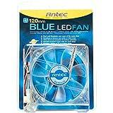 Antec 120MM BLUE LED FAN Case Fan (Clear)