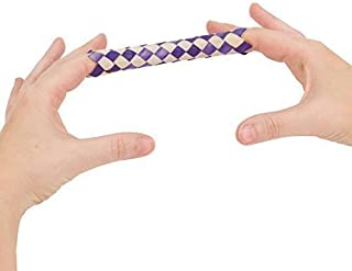 Fun Express Chinese Finger Traps (2-Pack of 72)