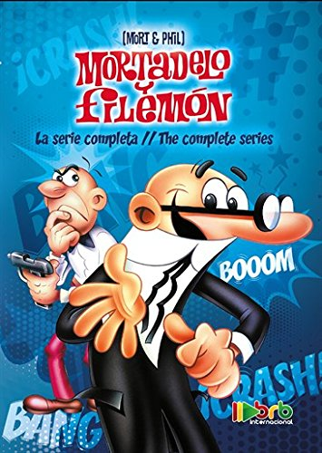 Mortadelo y Filemón (Serie Completa) [DVD]