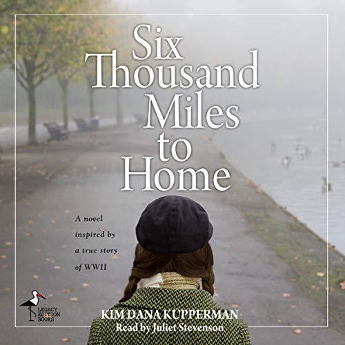 『Six Thousand Miles to Home』のカバーアート