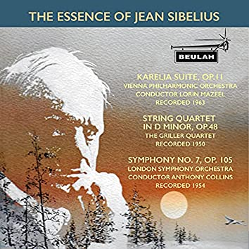 The Essence of Jean Sibelius