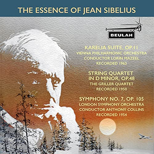 Vienna Philharmonic Orchestra, London Symphony Orchestra & The Griller String Quartet