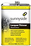 Sunnyside Corporation 457G1 Lacquer and Epoxy Thinner, Gallon, 6 Pack