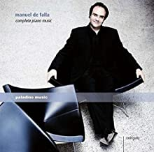Manuel de Falla: Complete Piano Music by Juan Carlos Rodriguez (2015-05-04)