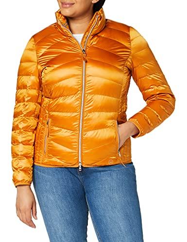 BRAX Damen Style Bern Outdoor Zero Down Jacke, Butternut, 42