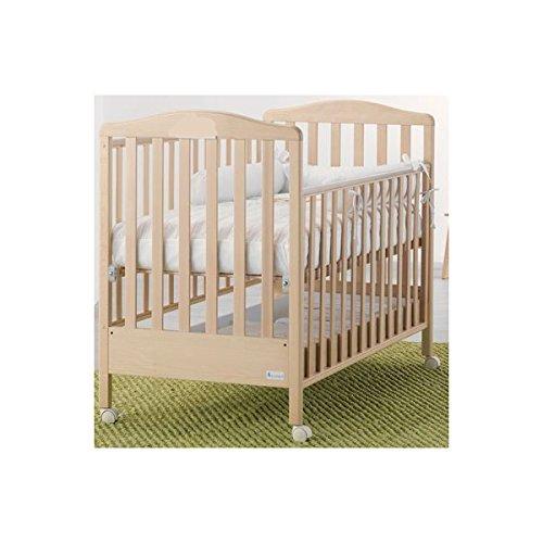Chaise longue en bois Web Bleu clair Design (NATURALE)