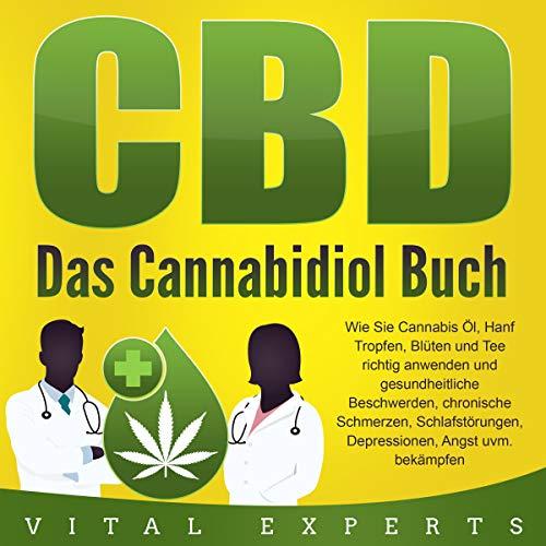 CBD: Das Cannabidiol Buch Titelbild