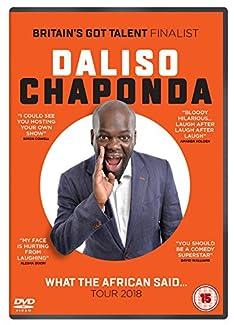 Daliso Chaponda - What The African Said...