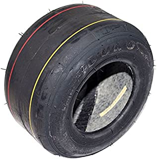 Duro puerta delantera neumáticos 10x 4,50–5UK Kart Store
