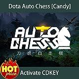 Dota 2 Auto Chess 40, 200 ,640 Candy CDKEY Dota 2 Auto Schach Candy CDKey (200)