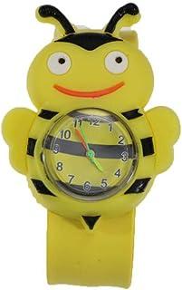 Orologio Bambino ZWRY Orologio al quarzo giocattolo per bambini orologio da polso in silicone anime cartoon