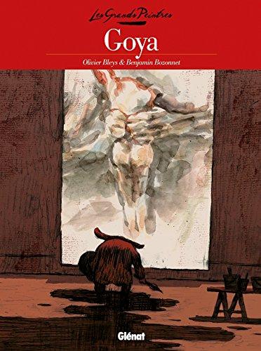 Les Grands Peintres - Goya: Saturne dévorant un de ses fils