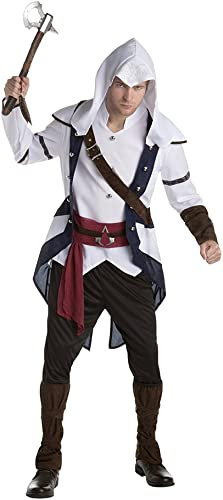 Assassin's Creed Connor Classic Adult Costume  Large 44