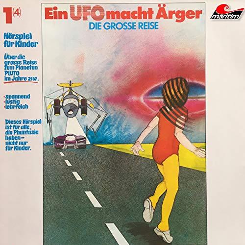 Ein UFO macht Ärger cover art