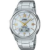 [カシオ] 腕時計 ウェーブセプター 電波ソーラー WVA-M630D-7A2JF シルバー
