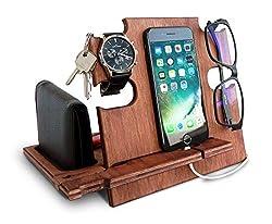 Dockingstation für iPhone, Geschenk für Herren, Freund, Ehemann, Vater, persönliches Geschenk