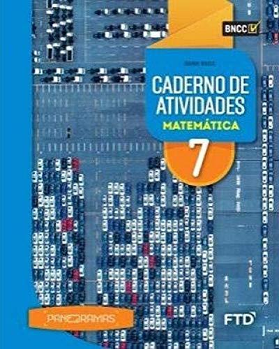 Panoramas Matemática - Caderno de Atividades - 7º ano