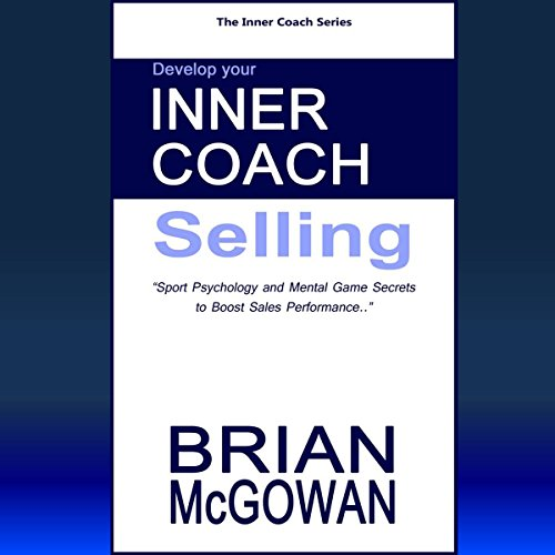 Develop Your Inner Coach: Selling audiobook cover art