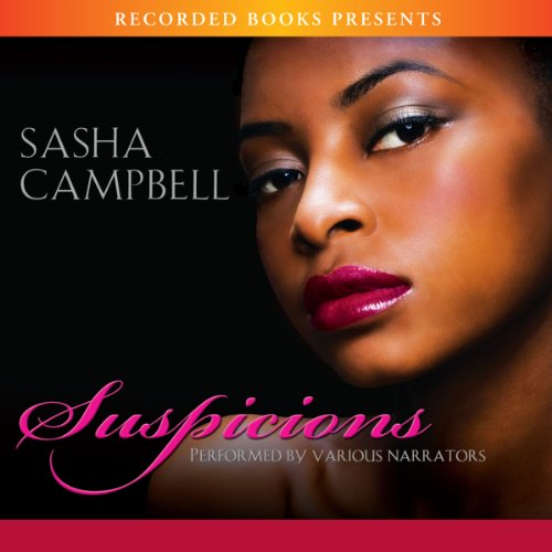 Suspicions cover art