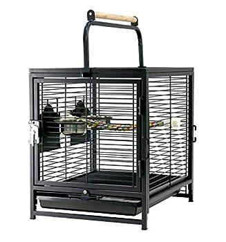 United Bird Cage DE Transport Oiseaux Perroquet-Cage D'APPOINT Vacances/WE Perroquet Oiseaux