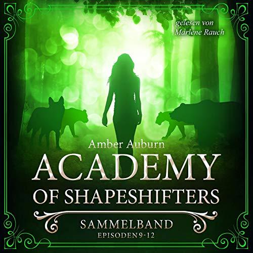Academy of Shapeshifters, Sammelband 3 Titelbild