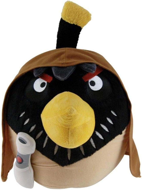 Angry Birds Star Wars 8  Plush  Obi Wan