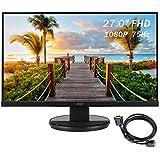 LG 32UL750-W 32 Inch 4K UHD LED Monitor with...