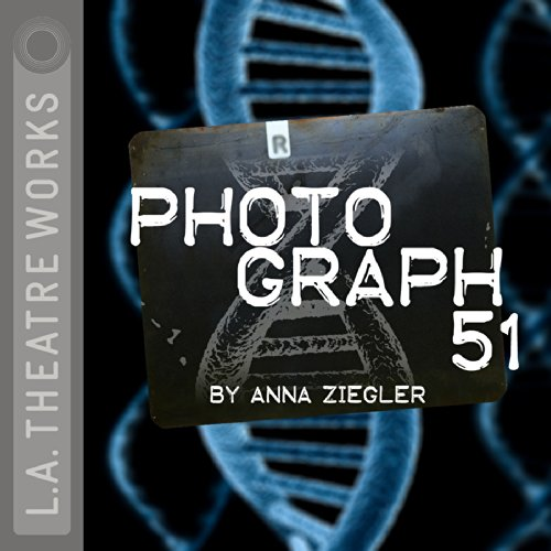 Photograph 51                   By:                                                                                                                                 Anna Ziegler                               Narrated by:                                                                                                                                 Matthew Arkin,                                                                                        Maxwell Caulfield,                                                                                        Miriam Margolyes,                   and others                 Length: 1 hr and 58 mins     1 rating     Overall 4.0
