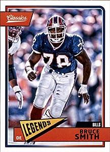 2018 Panini Classics #196 Bruce Smith Bills Legend Football Card