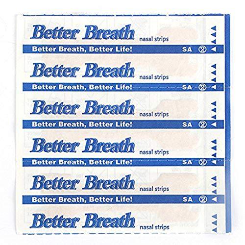 50-300 Count Nasal Strips Better Breath Good Sleeping Anti Snoring (66mm*19mm) (200)