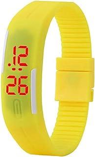 Licogel Kids Smart Watch Electric LED Watch Fashion Digital Touch Watch Sports Watch Wrist Watch Bracelet Watch for Children