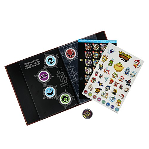 Yo-kai Watch Yo-kai Medallium Collection Book