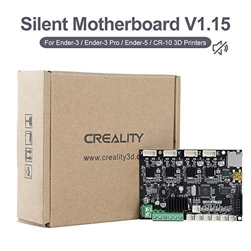 libelyef Creality - Placa Base para Impresora 3D Upgrade Silent V1 ...