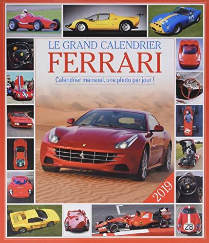 Das große Kalender Ferrari 2019