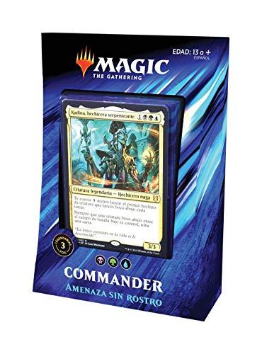 Desconocido Magic: The Gathering Commander 2019 Deck - Amenaza Sin Rostro (Español)