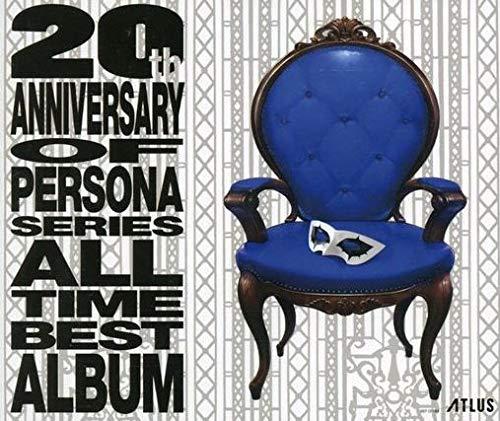 「20th ANNIVERSARY OF PERSONA SERIES ALL TIME BEST ALBUM」ペルソナ5 20thアニバーサリー・エディション特典CD