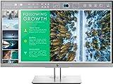 HP 23.8'' (60.45 cm) EliteDisplay E243 IPS LED Backlit FHD Anti-Glare Computer Monitor