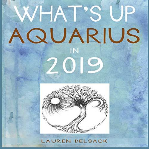 What's Up Aquarius in 2019 audiobook cover art