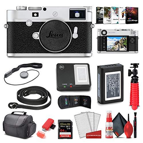 Leica M10 - P Digital Rangefinder Camera (Silver...