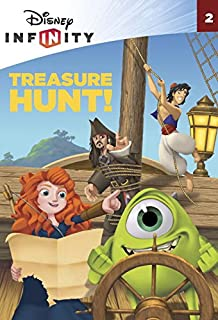 Treasure Hunt! (Disney Infinity) (A Stepping Stone Book(TM))