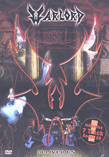 Warlord - Deliver Us (+ Audio-CD) [2 DVDs]