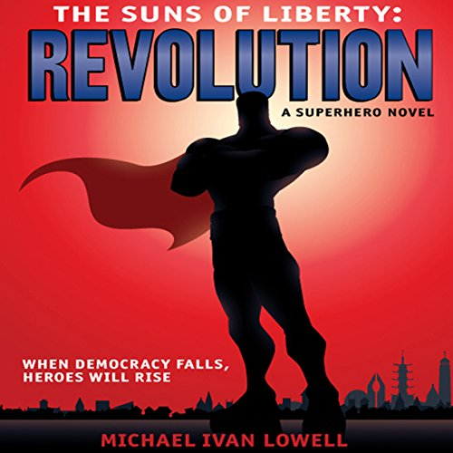 The Suns of Liberty: Revolution cover art