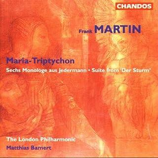 Martin: Maria - Triptychon etc.