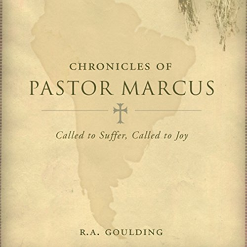 Chronicles of Pastor Marcus audiobook cover art