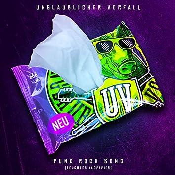 Punk Rock Song (Feuchtes Klopapier)