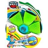 Goliath Phlat Ball Junior. Lánzalo como Disco y recógelo como Pelota ¡La versión pequeña, Multicolor