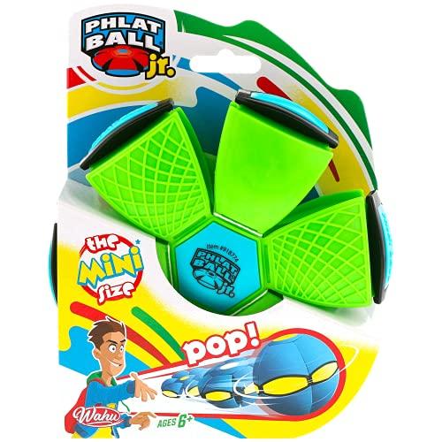 Phlat Ball Junior. Lánzalo como Disco y recógelo como Pelota