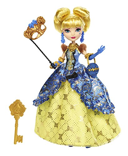 Ever After High - Cbt92 - Poupée Mannequin - Bal De La Destinée - Blondie Locks